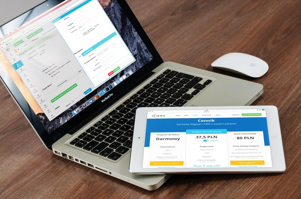 webshop CMS software